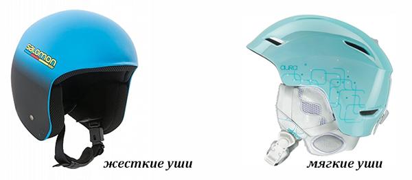 шлемы лыжные и сноубордические