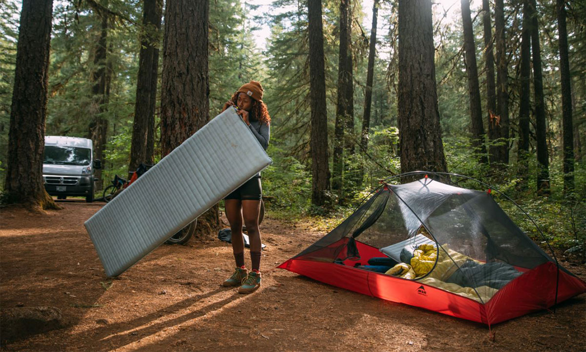 Therm-A-Rest NeoAir All-Season, Trekker и Voyager