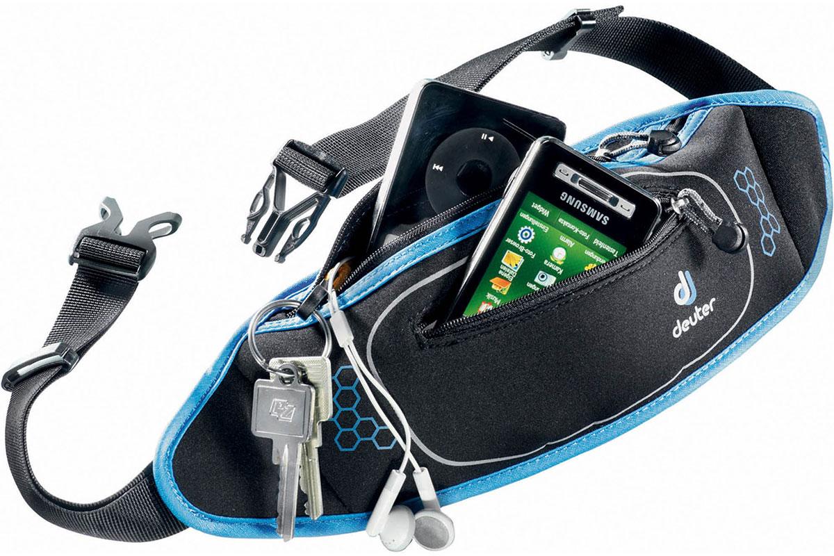 Пояс для бега с одним карманом Deuter Neo Belt II