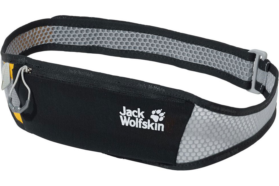 Пояс для бега с одним карманом Jack Wolfskin Speed Liner Belt