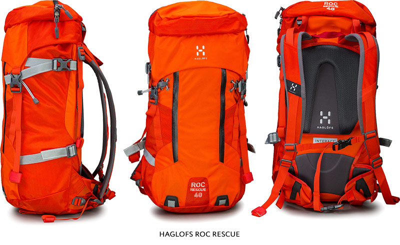 Рюкзак Haglofs ROC Rescue