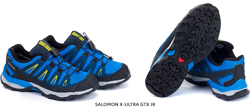 Salomon X-Ultra GTX Jr