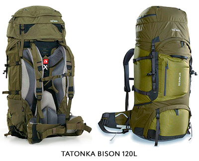 Рюкзак Tatonka Bison 120L