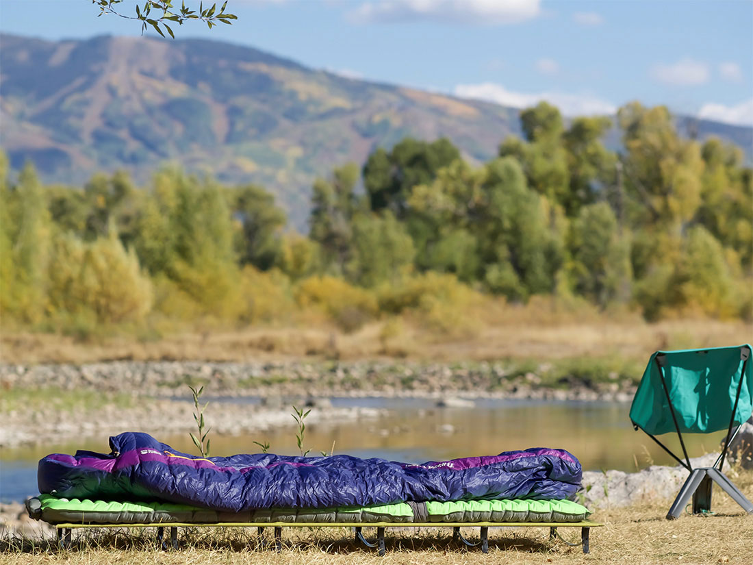 Раскладушка Therm-a-Rest LuxuryLite UltraLite Cot