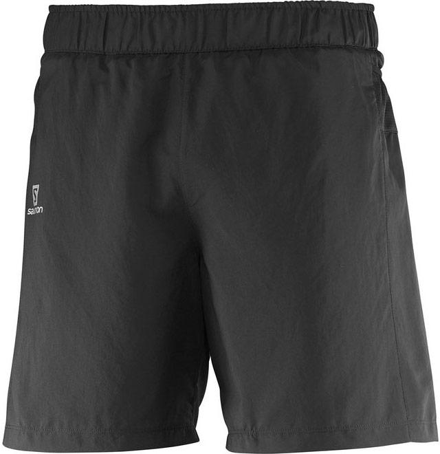 99da88761b29 Классические шорты для бега с небольшими кармашками для мелочи на поясе  Salomon Trail Runner