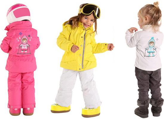 Детские зимние брюки Poivre Blanc сделаны с высокой грудкой и спинкой,  такая конструкция не только обеспечивает дополнительным теплом, но и  гарантированно ... d78399a96d6