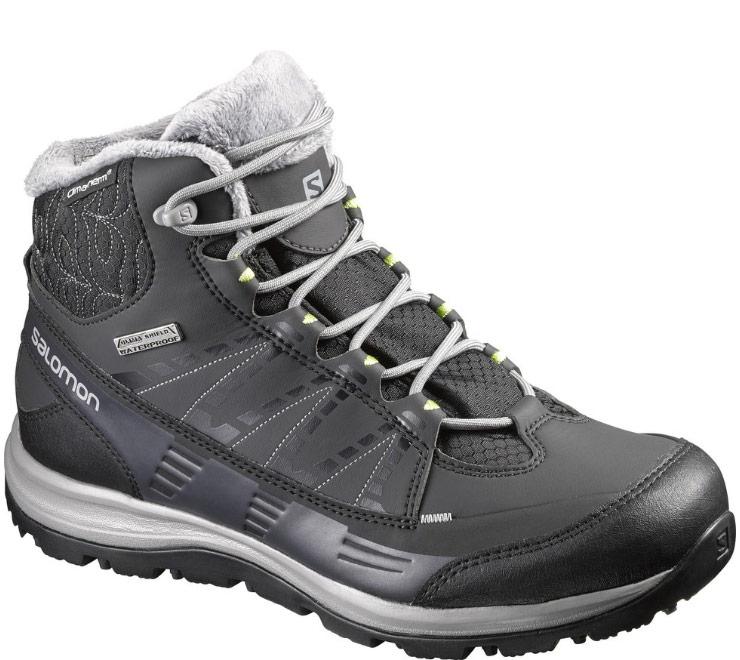 f66073a3 Зимняя обувь Salomon 2018-2019. Обзор коллекции — Блог «Спорт-Марафон»
