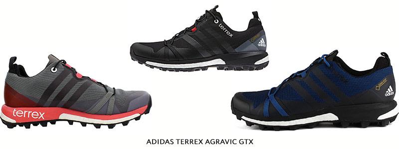 3f6ca76f Кроссовки для трейлраннинга Adidas Terrex Agravic GTX