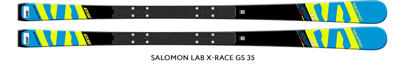 Salomon Lab X-Race GS 35