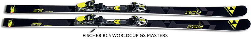 Fischer RC4 Worldcup GS Masters
