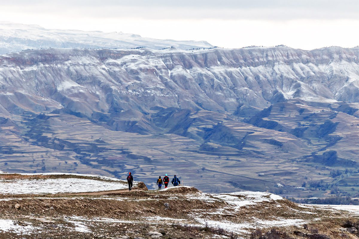 Ультратрейл Ural Ultra Trail