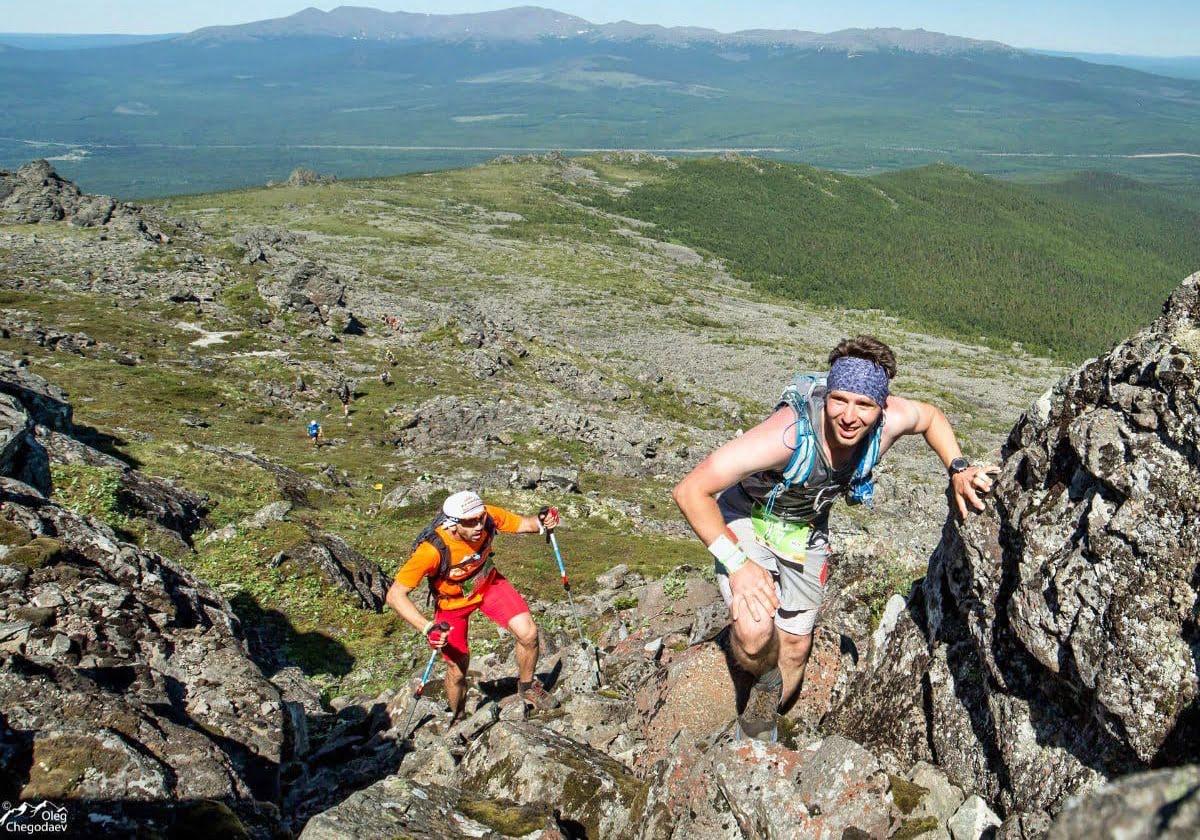 Ультратрейл Altai Ultra Trail