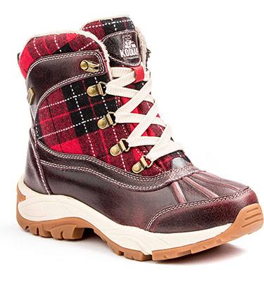 8bcfcda4960f Kodiak — самые тёплые ботинки родом из Канады — Блог «Спорт-Марафон»