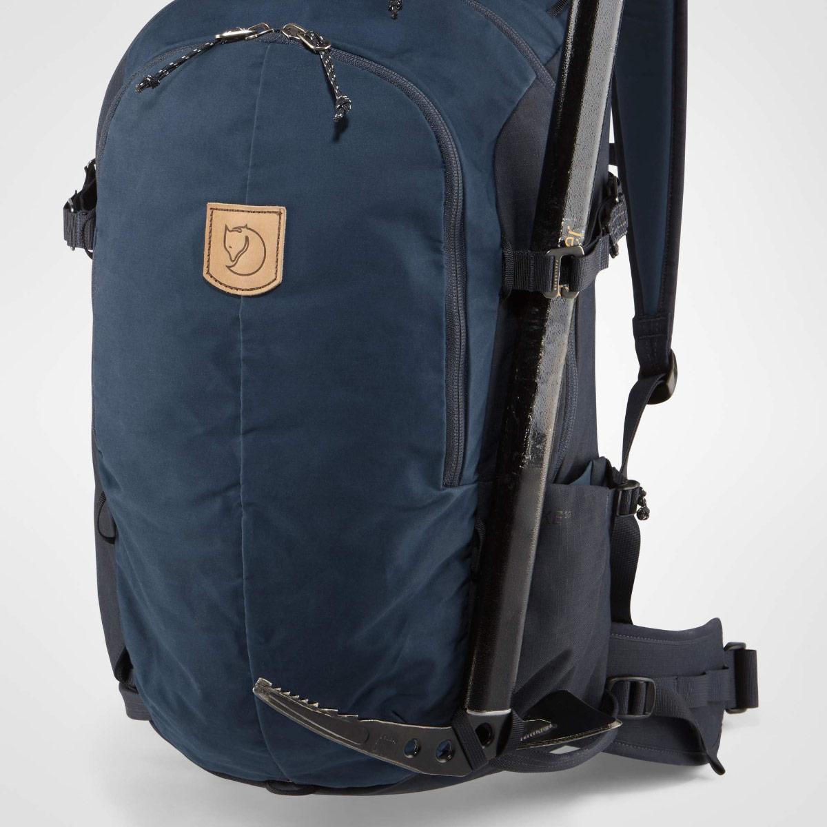 2ed614174879 Fjallraven Keb Hike способен заменить сразу три рюкзака в арсенале любителя  активного отдыха, который совмещает несколько увлечений.