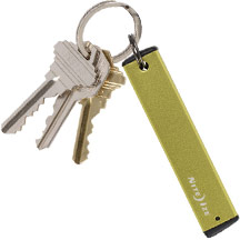 Брелок Nite Ize PowerKey Micro USB lime