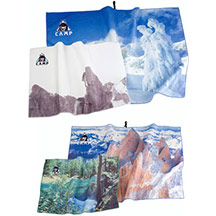 Полотенце Camp Printed Dry Towel M