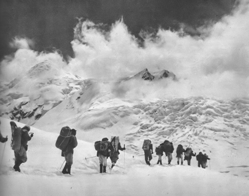 Экспедиция на гору К2 (Чогори)