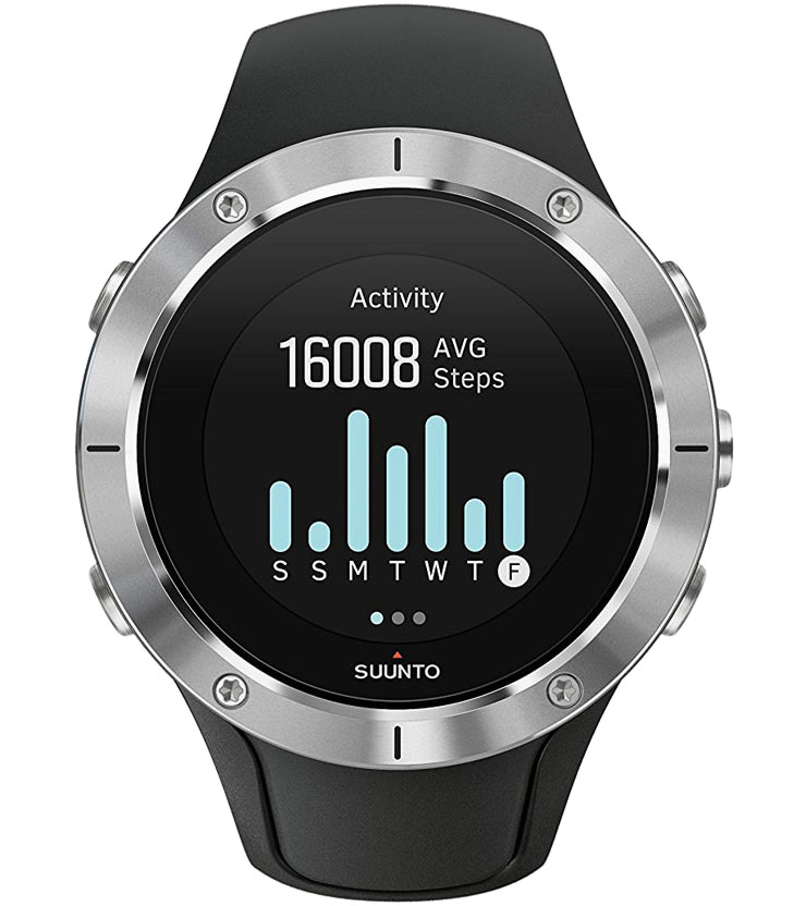 Suunto Spartan Trainer HR Steel