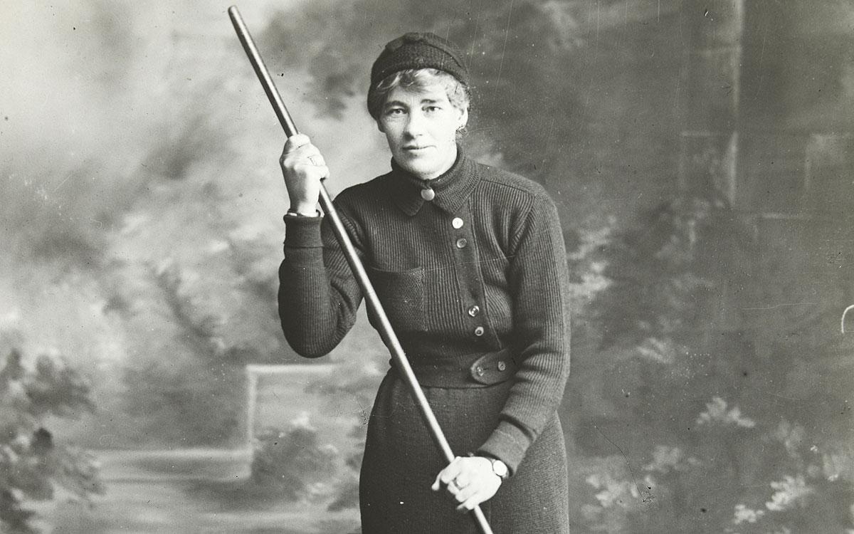Алиса Мэнфилд 1900-е года