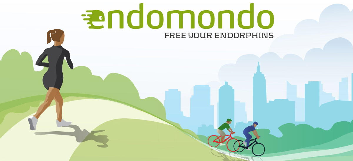 Обновлённый интерфейс Endomondo