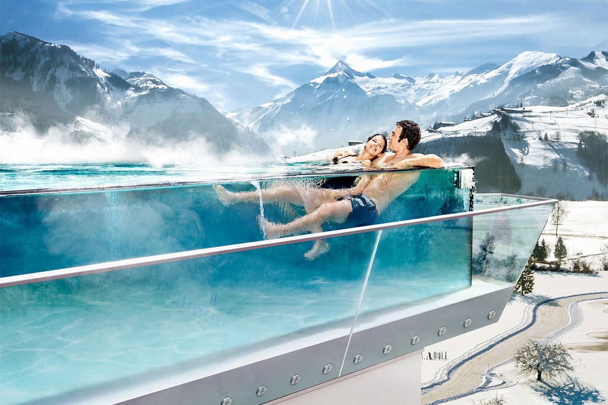 Спа-комплекс Tauern Spa 4*superior