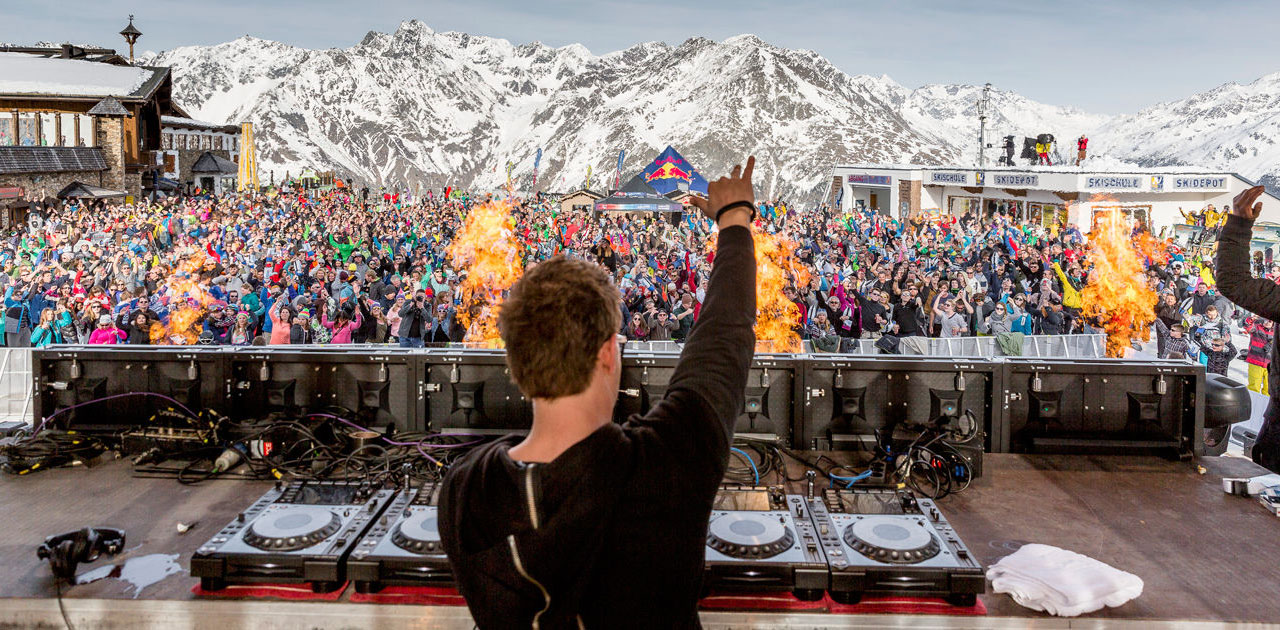 Electric Mountain Festival, Soelden