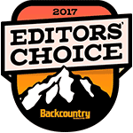 Backcountry Editors Choice 2017