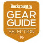 Gear Guide Backcountry selection 2016