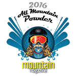 Mountain Magazine All mountain powder 2016