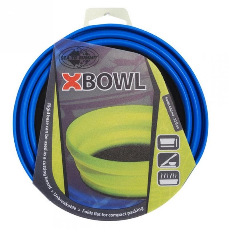 Миска Sea to Summit XL-Bowl Blue - Фото 2 большая