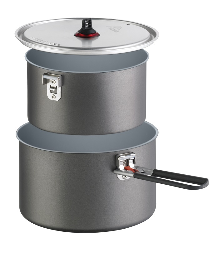 Набор посуды MSR Ceramic 2-Pot Set - Фото 1 большая