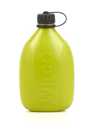 Фляга Wildo Hiker Bottle Lime - Фото 1 большая