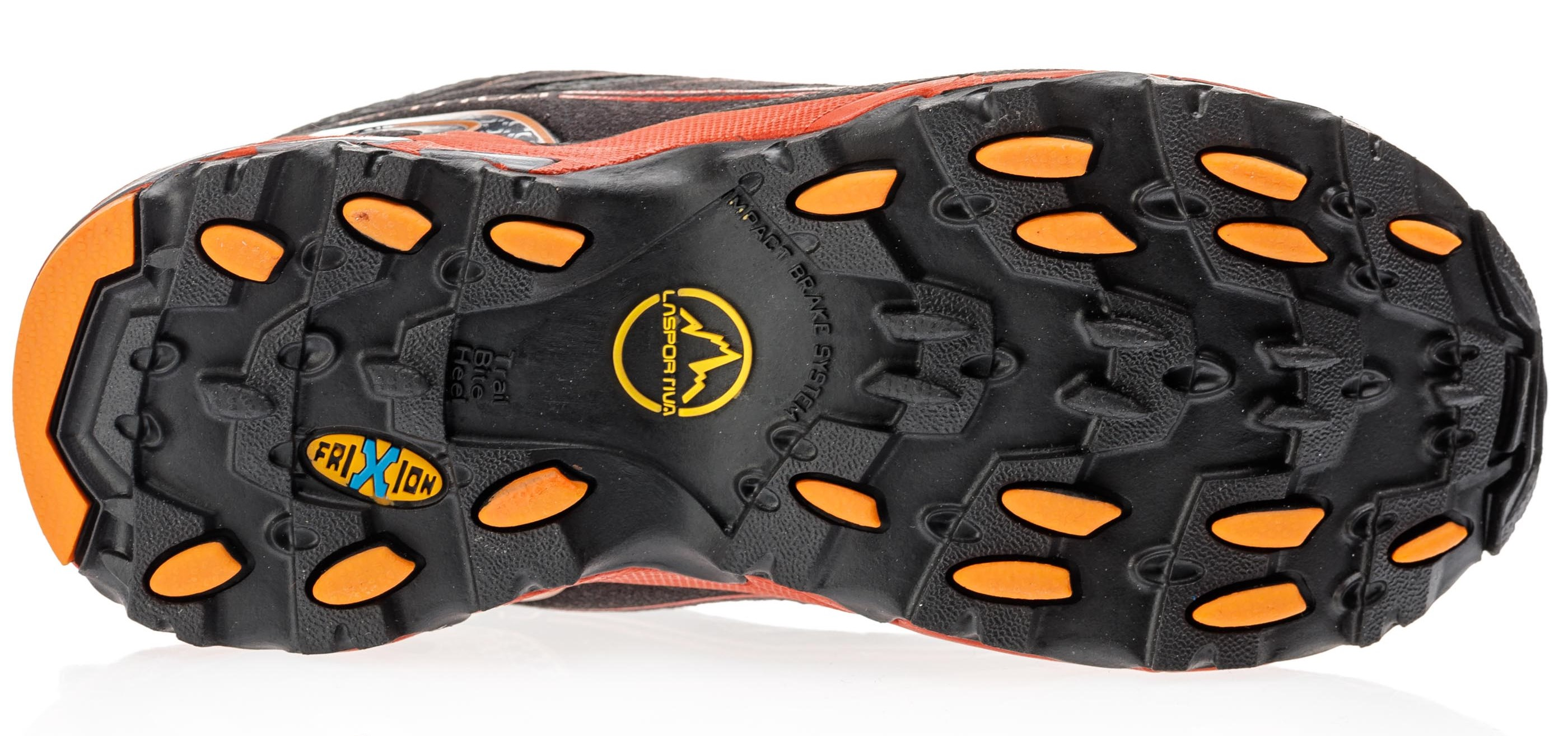 Ботинки детские La Sportiva Falkon Low Carbon/Flame - Фото 2 большая