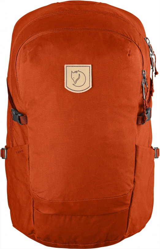 Рюкзак Fjallraven High Coast Trail 26 Flame Orange - Фото 1 большая