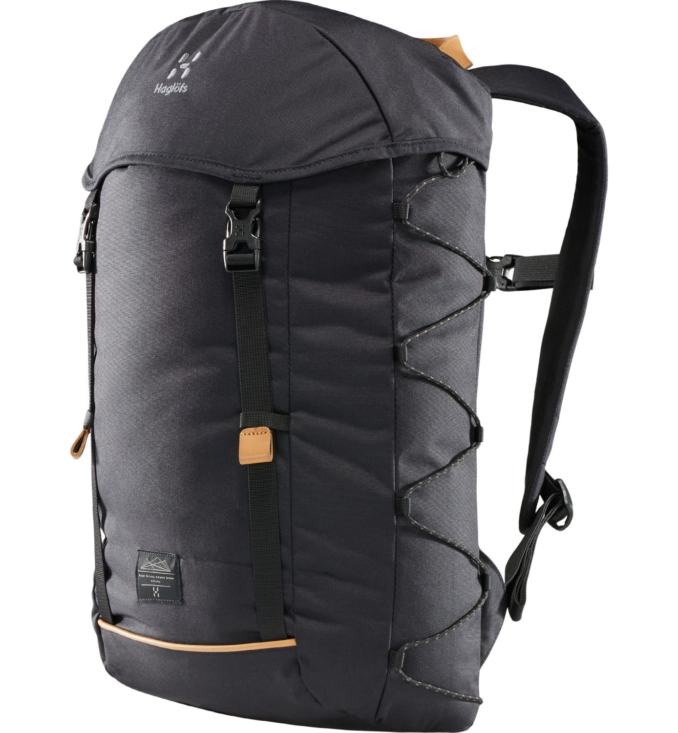 Рюкзак Haglofs ShoSho Medium True Black - Фото 1 большая