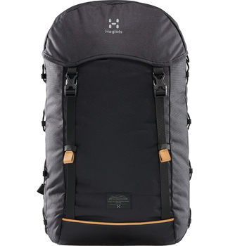 Рюкзак Haglofs ShoSho Medium True Black - Фото 2 большая