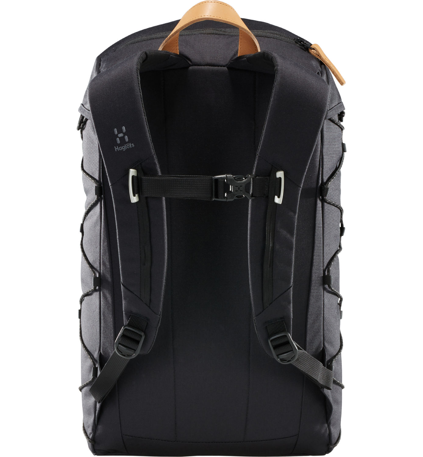 Рюкзак Haglofs ShoSho Medium True Black - Фото 4 большая
