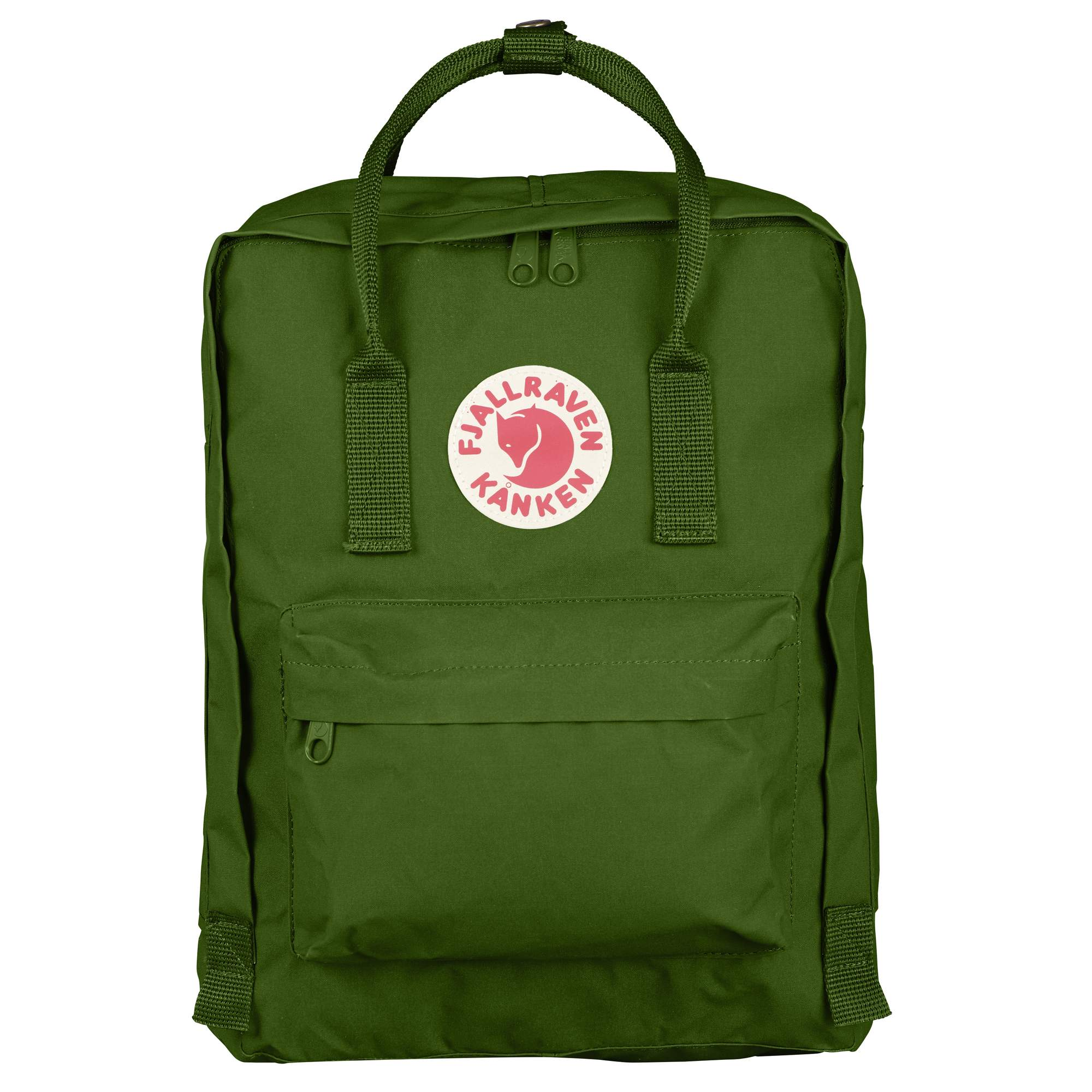 Рюкзак Fjallraven Kanken Leaf Green - Фото 1 большая