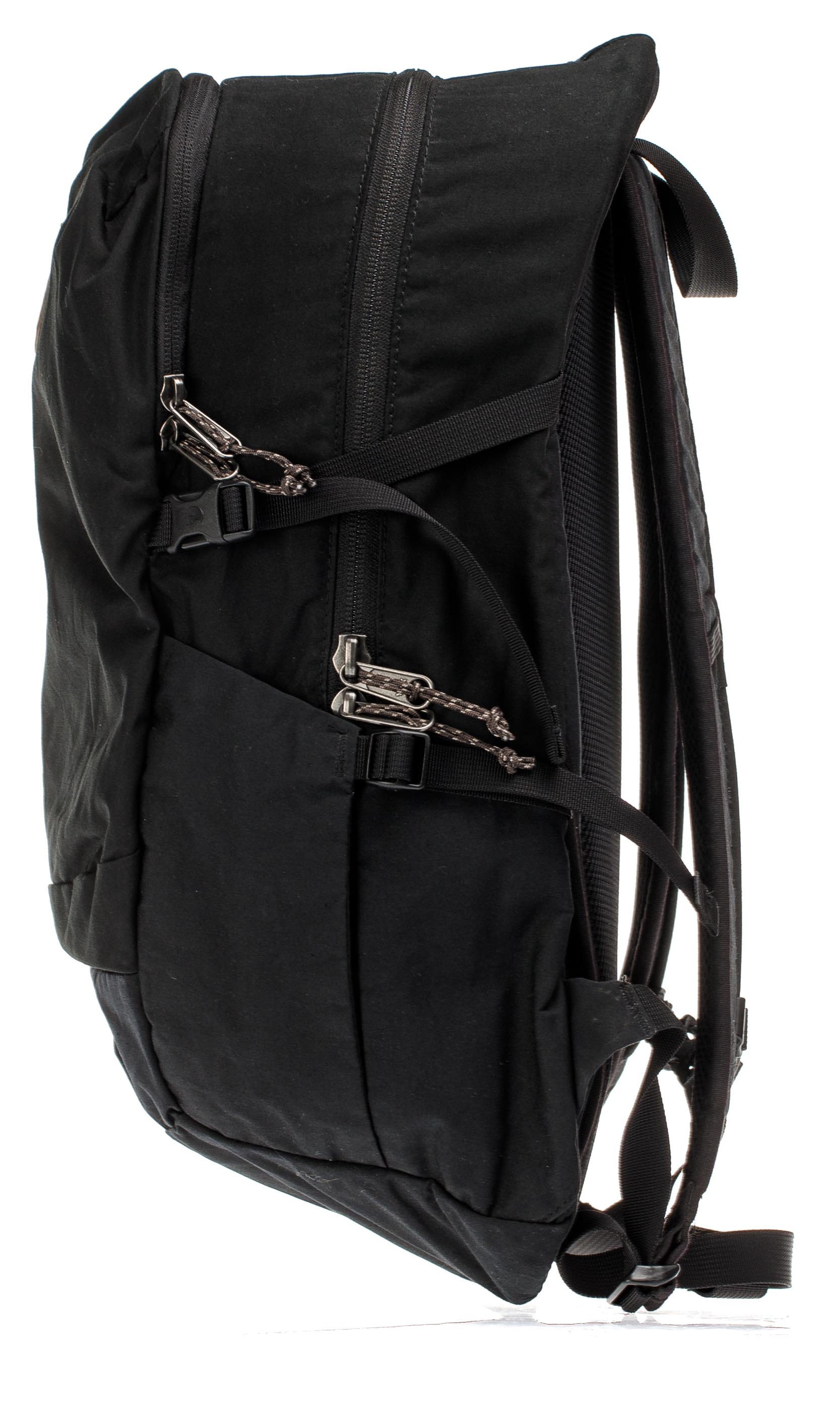Рюкзак Fjallraven High Coast Trail 26 Black - Фото 2 большая