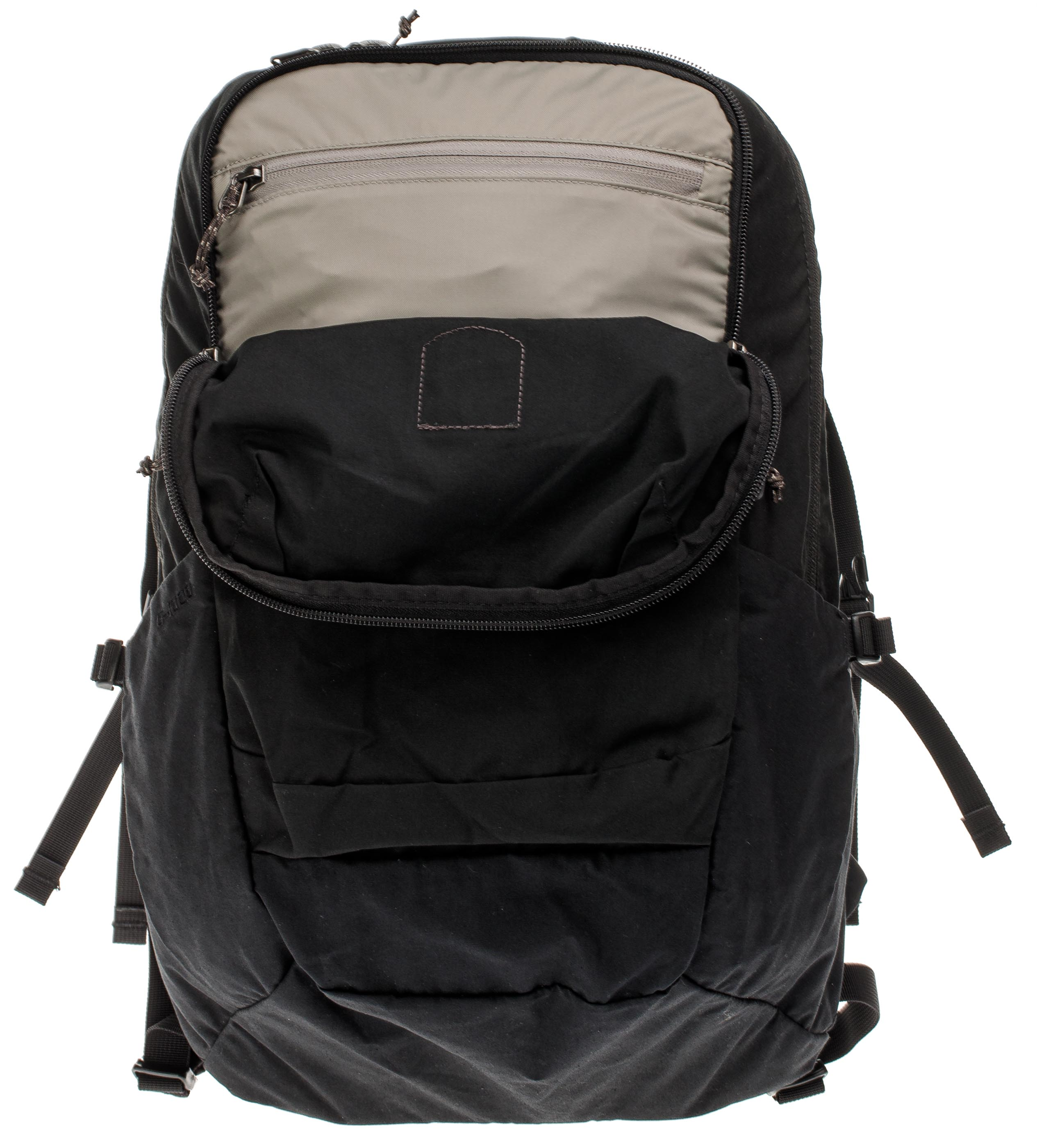 Рюкзак Fjallraven High Coast Trail 26 Black - Фото 4 большая