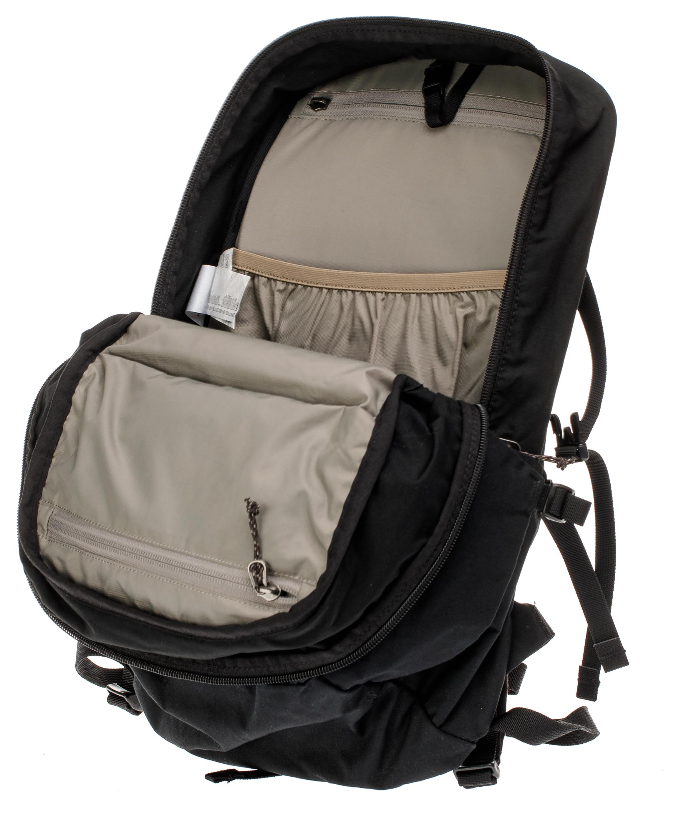 Рюкзак Fjallraven High Coast Trail 26 Black - Фото 5 большая