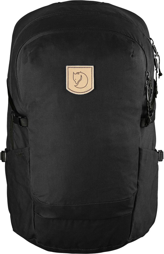 Рюкзак Fjallraven High Coast Trail 26 Black - Фото 1 большая