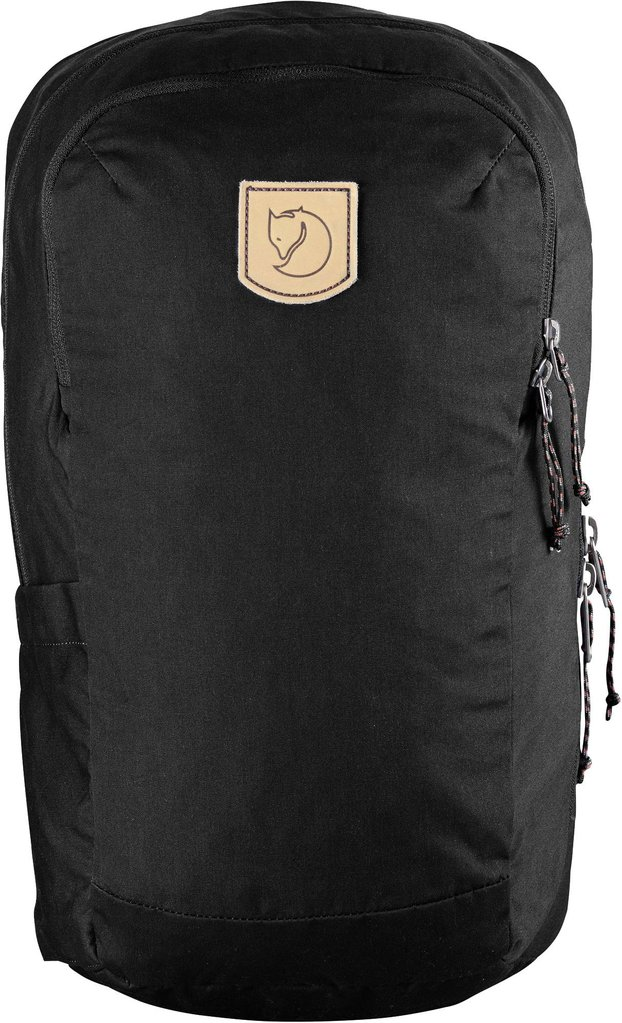 Рюкзак Fjallraven High Coast Trail 20 Black - Фото 1 большая