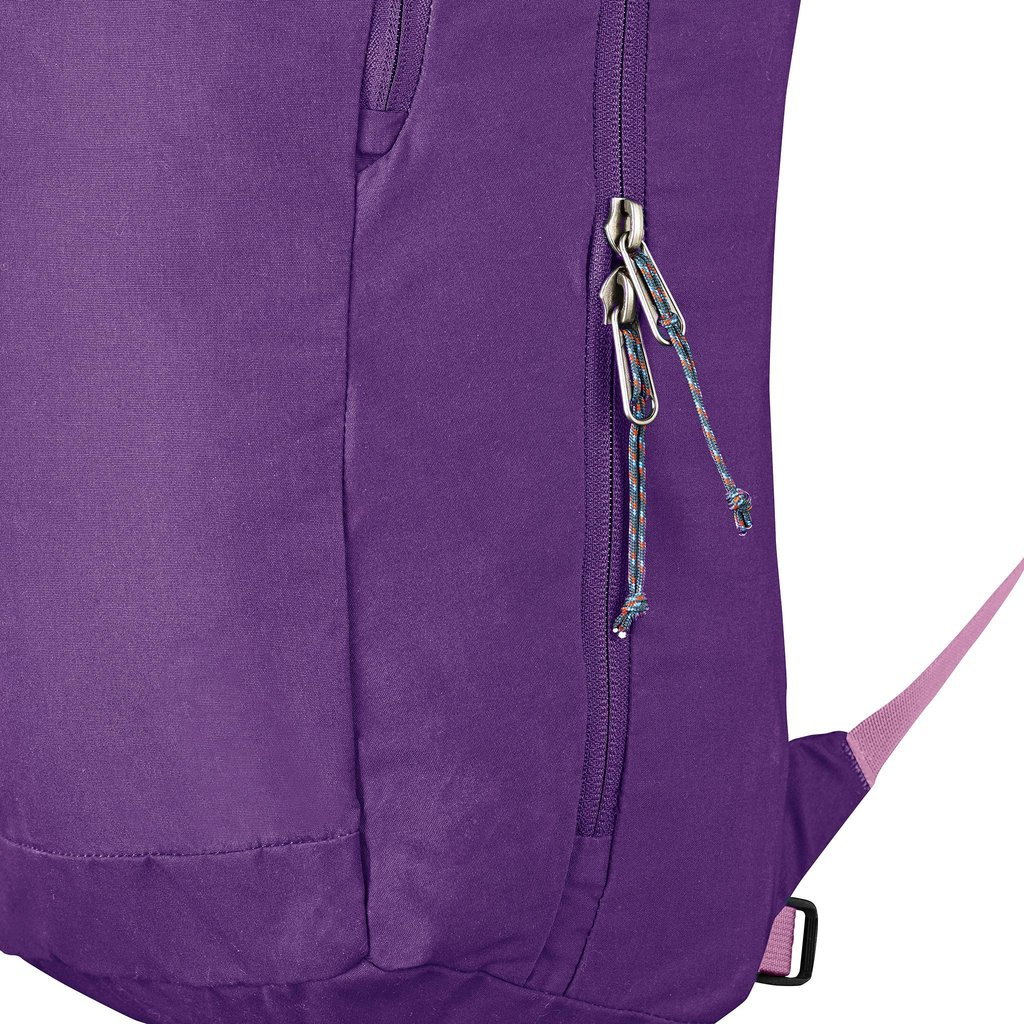 Рюкзак Fjallraven High Coast Trail 20 Black - Фото 3 большая
