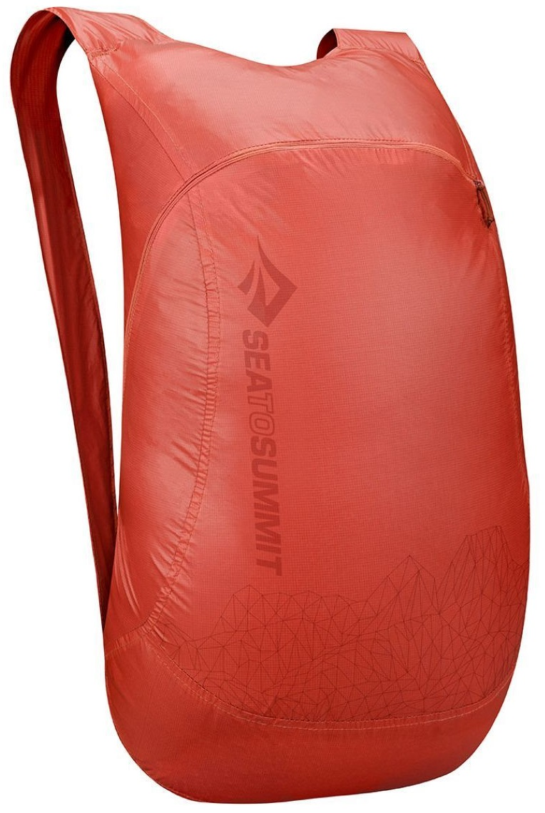 Рюкзак Sea to Summit Ultra-Sil Nano Day Pack Red - Фото 1 большая