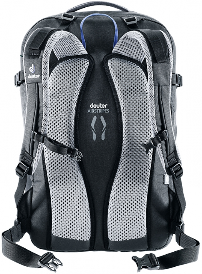 Рюкзак женский Deuter Gigant SL Steel-Navy - Фото 3 большая