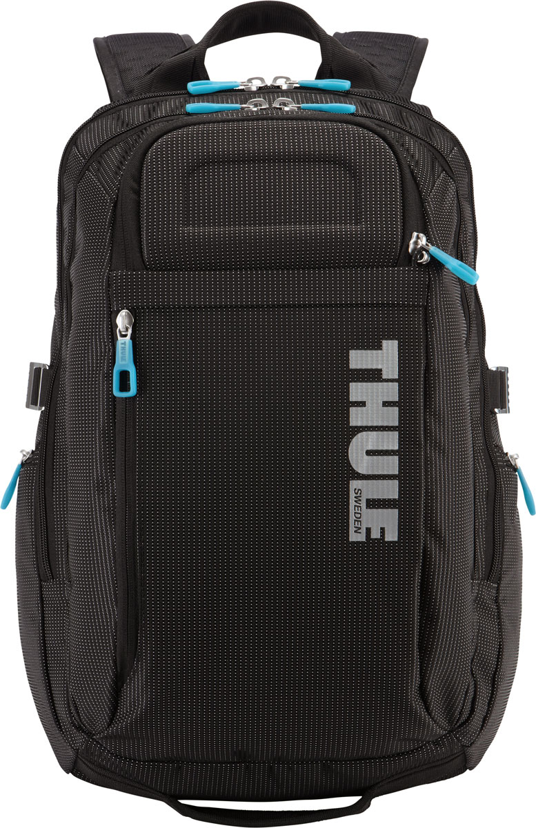 Рюкзак Thule Crossover 21 Black - Фото 2 большая