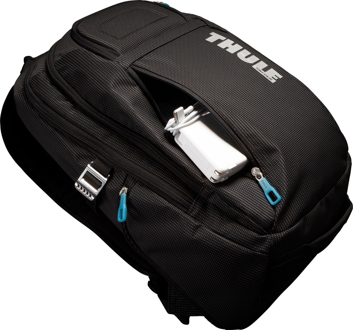 Рюкзак Thule Crossover 21 Black - Фото 5 большая