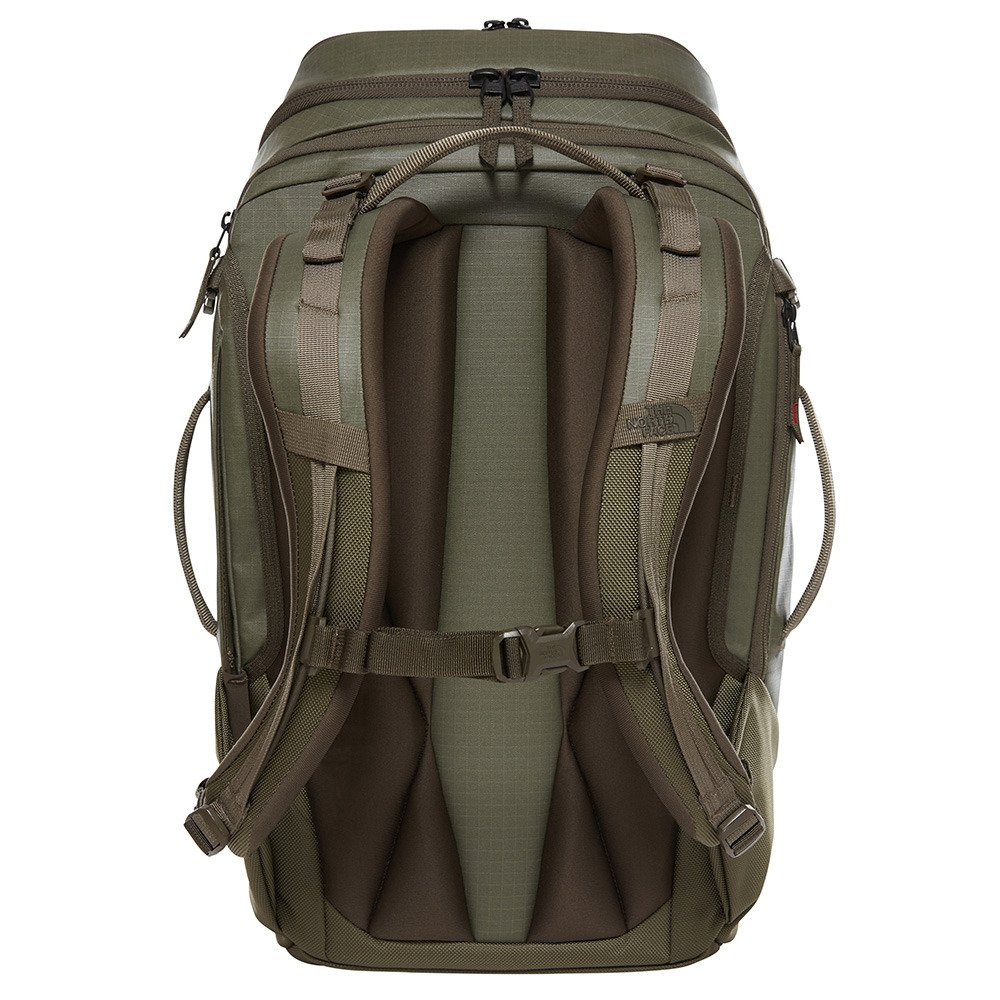 Рюкзак The North Face Stratoliner Pack Taupe Green - Фото 2 большая
