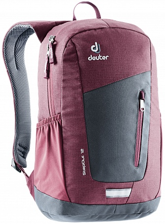 Рюкзак Deuter StepOut 12 Graphite-Maron